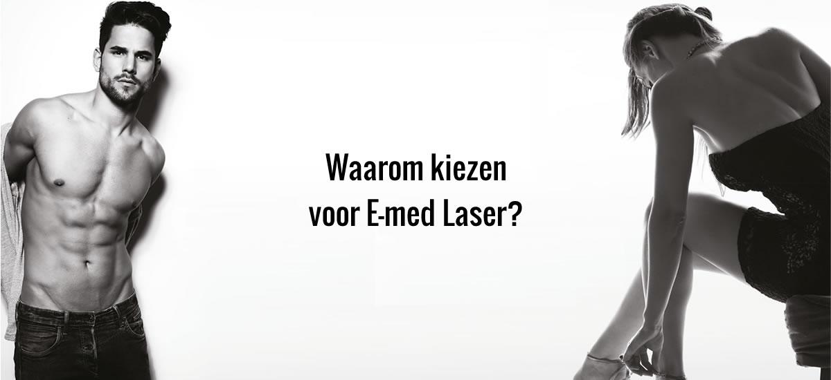 E-Med Laser Permanente ontharing